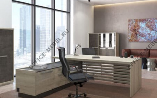 Vestar - Кабинеты руководителя из материала ЛДСП из материала ЛДСП на Office-mebel.ru