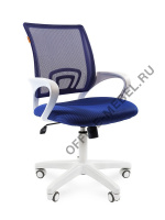 CHAIRMAN 696 white на Office-mebel.ru