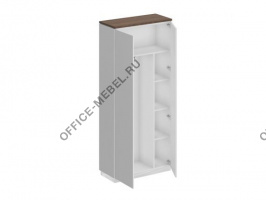 Шкаф для одежды с дополнением СИ 306 на Office-mebel.ru