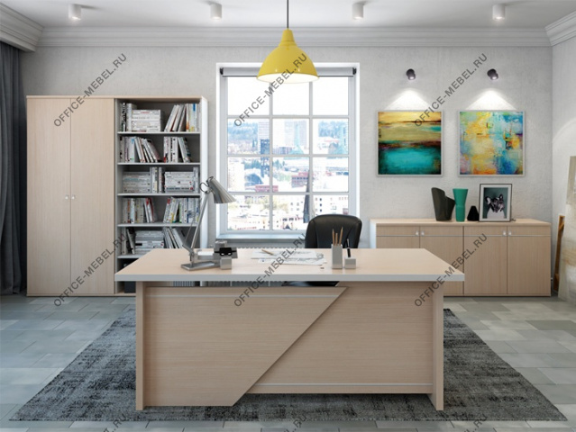 Мебель для кабинета Zoom на Office-mebel.ru
