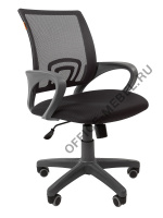 Офисное кресло CHAIRMAN 696 grey на Office-mebel.ru