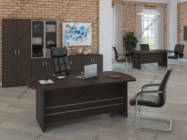 Мебель для кабинета Bonn на Office-mebel.ru