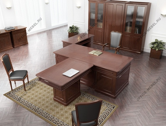 Мебель для кабинета Манчестер на Office-mebel.ru
