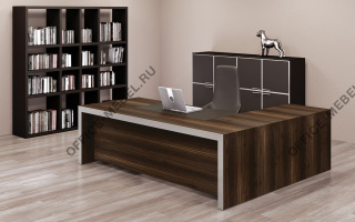 Vogue Cotto - Кабинеты руководителя светлого декора светлого декора на Office-mebel.ru