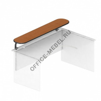 Полка к столу 879 на Office-mebel.ru