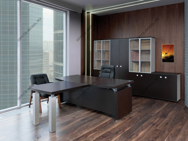 Мебель для кабинета Blackwood на Office-mebel.ru