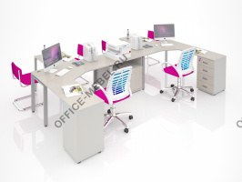 Комплект MDF-K05 на Office-mebel.ru