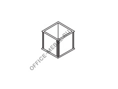 Кашпо PVFALFI на Office-mebel.ru