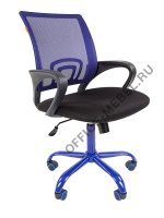 CHAIRMAN 696 black Cmet на Office-mebel.ru