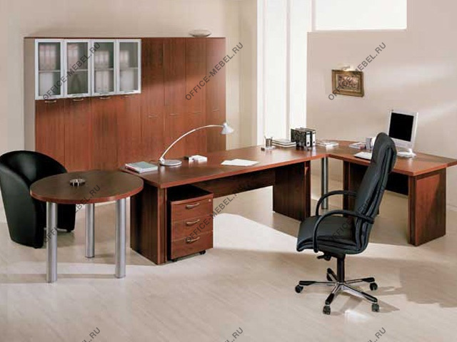 Кабинет Boss на Office-mebel.ru