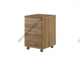 Тумба подкатная с 3 ящиками CLD29830344 на Office-mebel.ru